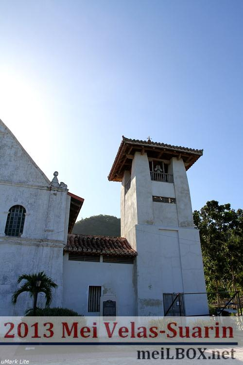 Boljoon Church: One of the oldest (original) structures in the Philippines. (Photo taken by Mary Anne Velas-Suarin)